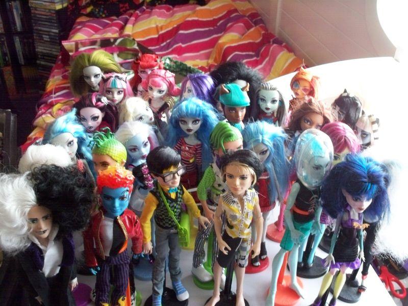 Monster High Haircut The Dolfie Littles Blog
